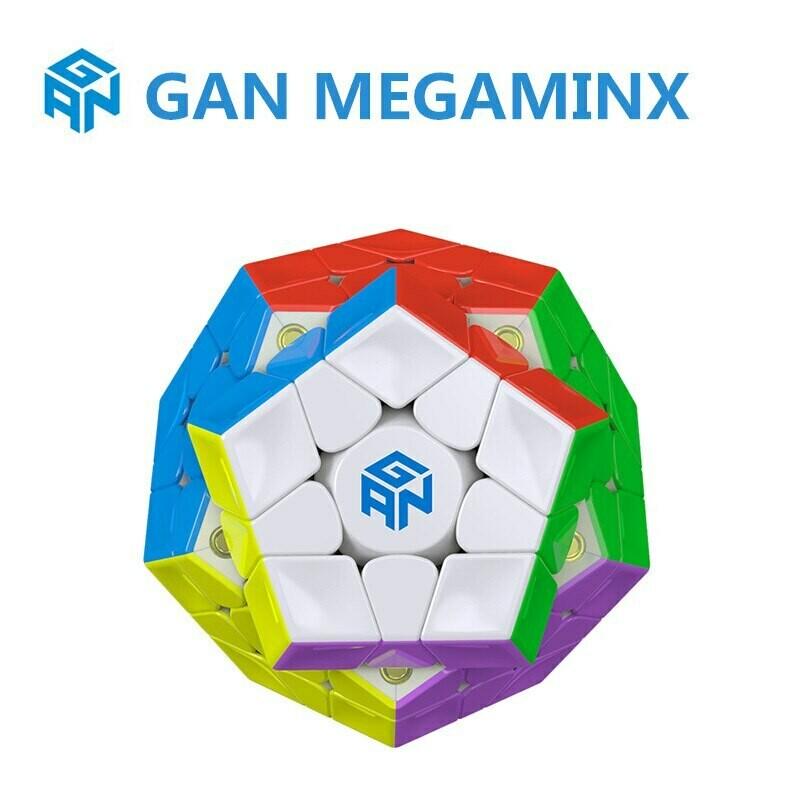 GAN MEGAMINX MAGNETIC color