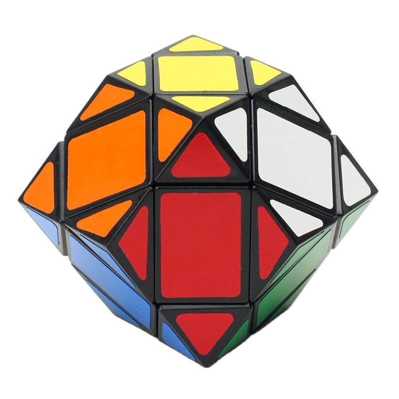 LANLAN RHOMBIC DODECAHEDRON 3x3x3 (DIAMOND)  black