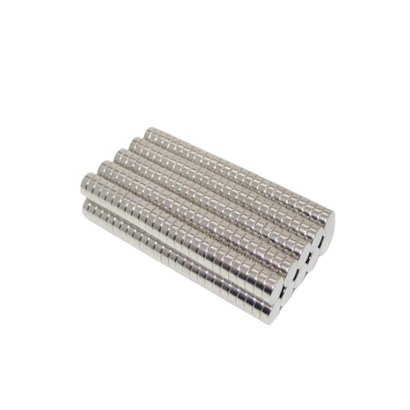 Магниты N50 5x2 mm для кубика 3х3х3 (50шт)