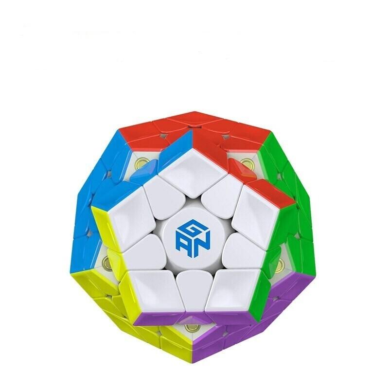 Мегаминкс GAN MEGAMINX MAGNETIC color
