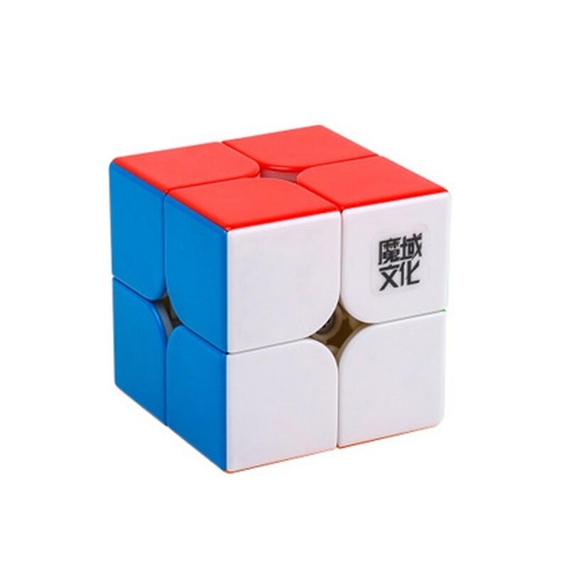 кубик Рубика MoYu WeiPo WR M 2x2x2 color