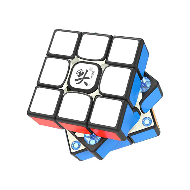 кубик Рубика Dayan Tengyun V2 3x3x3 magnetic black