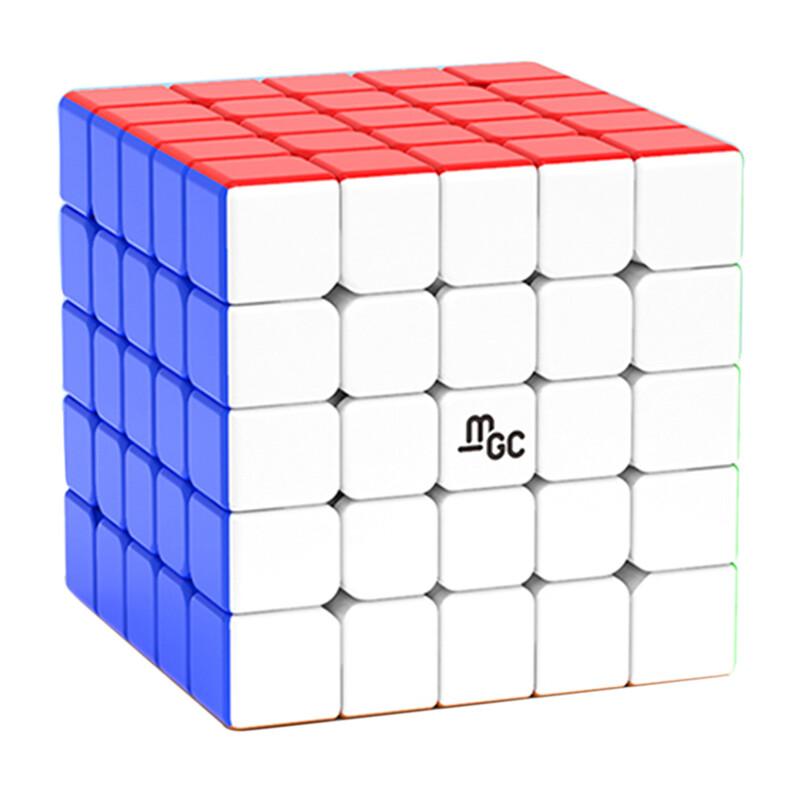 кубик Рубика YJ MGC5 Magnetic 5x5x5 color