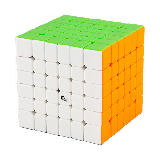 кубик Рубика YJ MGC6 Magnetic 6x6x6 color