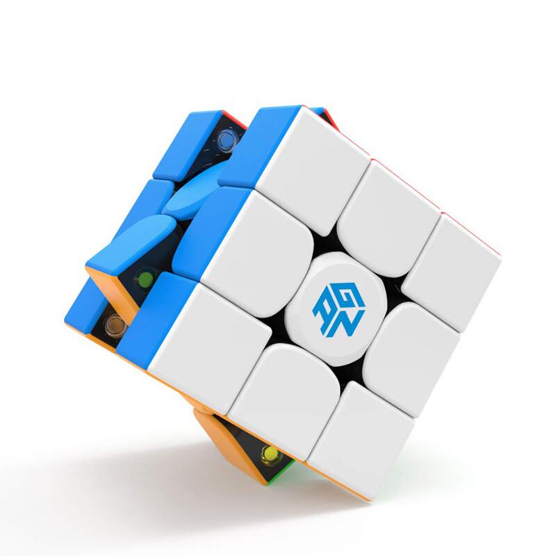 кубик Рубика GAN 354M V2 3x3x3 magnetic ( с компл. GES)