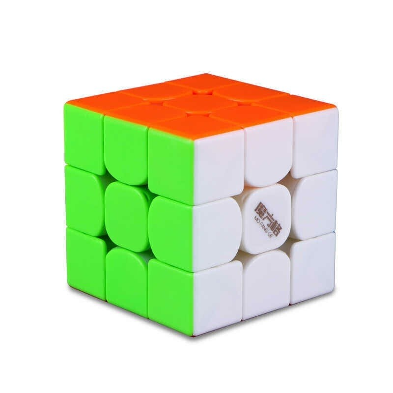 кубик Рубика QiYi MoFangGe Thunderclap V3 3x3x3 Magnetic