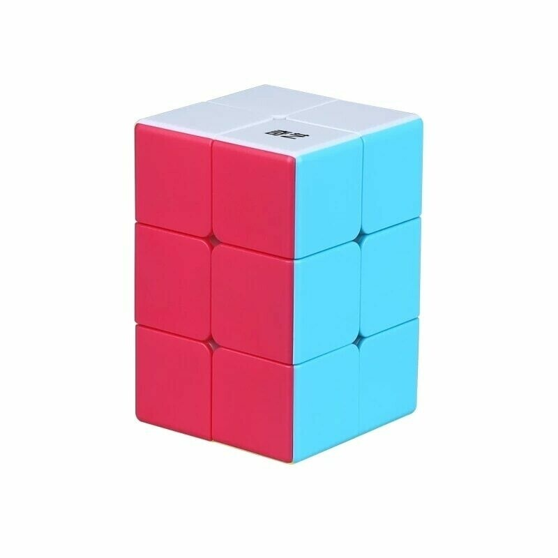 Головоломка QiYi MOFANGGE 2x2x3 color