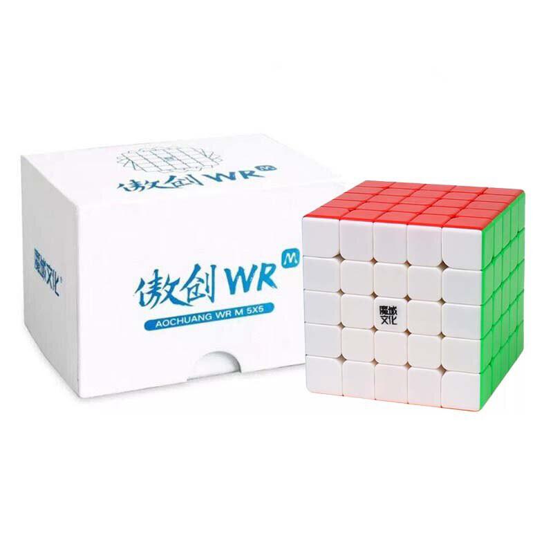 кубик Рубика MoYu AoChuang WR M 5x5x5 color