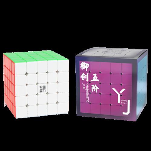 кубик Рубика YJ YUCHUANG V2 5x5x5 Magnetic