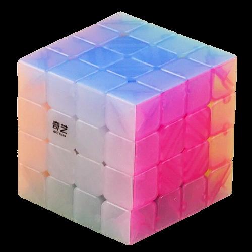кубик Рубика QiYi QIYUAN S 4x4x4 JELLY