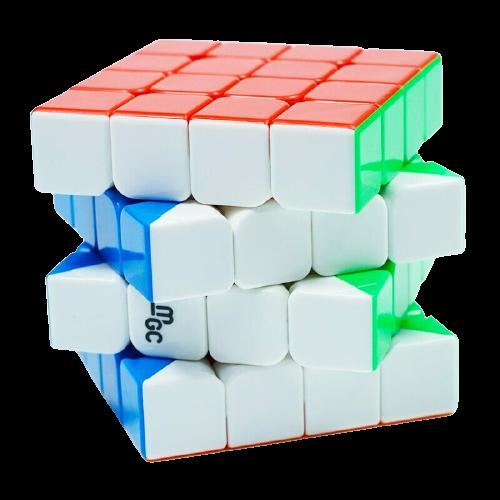 кубик Рубика YJ MGC4 Magnetic 4x4x4 color
