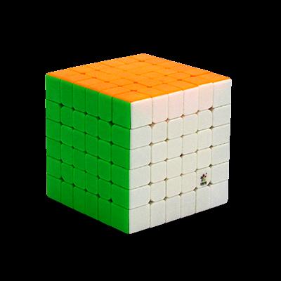 кубик Рубика YUXIN LITTLE MAGIC 6x6x6 color