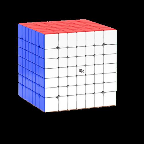 кубик Рубика YJ MGC7 Magnetic 7x7x7 color
