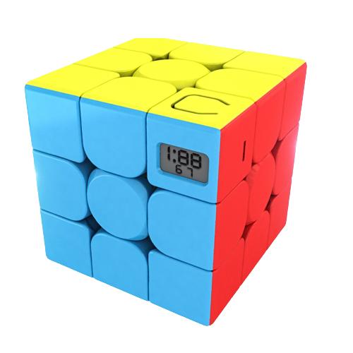 кубик Рубика MOYU MEILONG TIMER CUBE 3x3x3 color