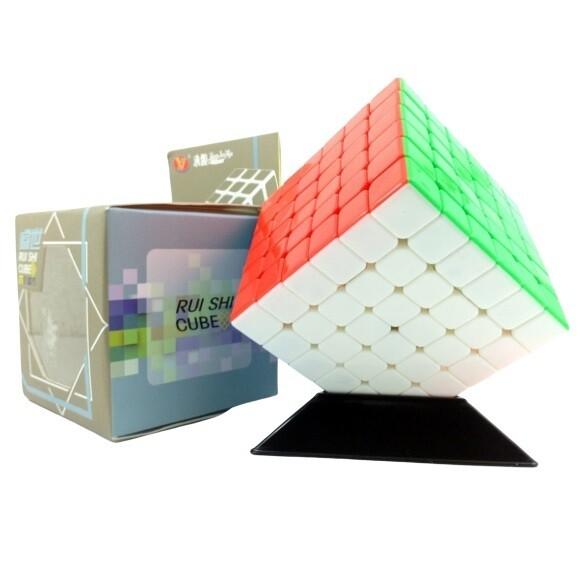 кубик Рубика YJ RUI SHI 6x6x6
