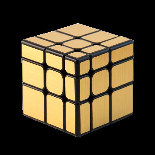 Головоломка Moyu Mirror S Blocks 3x3x3 gold