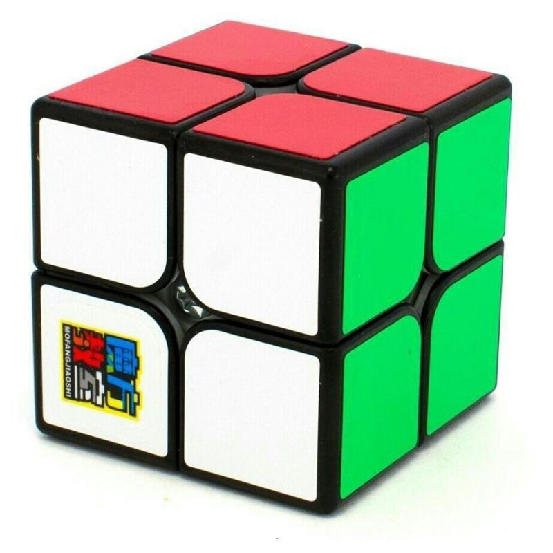 кубик Рубика MOYU MEILONG2 2x2x2 black