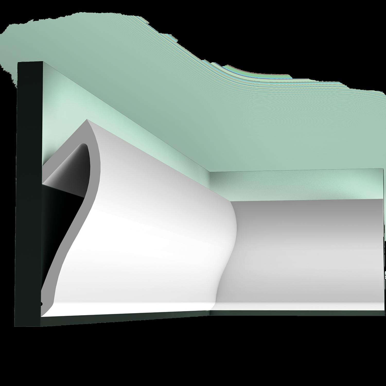 С 371 карниз, профиль для скрытого освещения Orac Décor