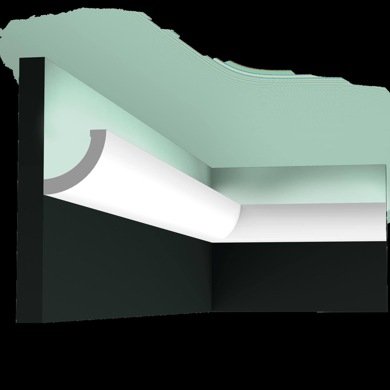 С 362 карниз, профиль для скрытого освещения Orac Décor