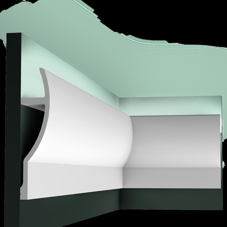 С372 карниз, профиль для скрытого освещения Orac Décor