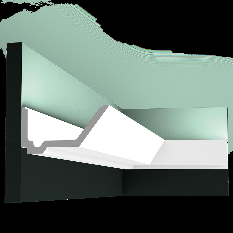 С 358 карниз, профиль для скрытого освещения Orac Décor