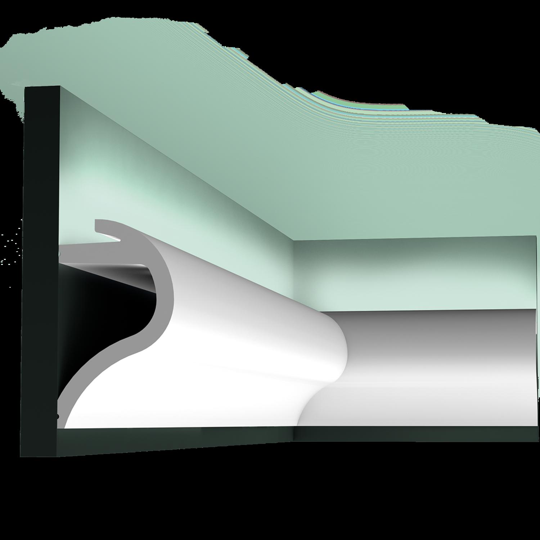 С 364 карниз, профиль для скрытого освещения Orac Décor