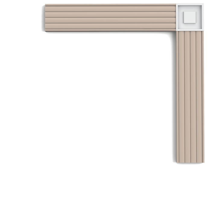 P 5020B декоративный элемент Orac Décor