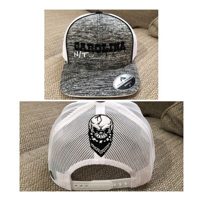 Grey/ White  TRUCKER HAT