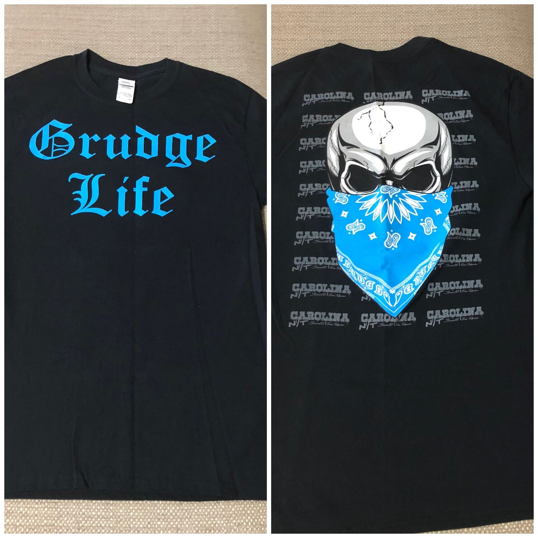GRUDGE LIFE Black/Blue