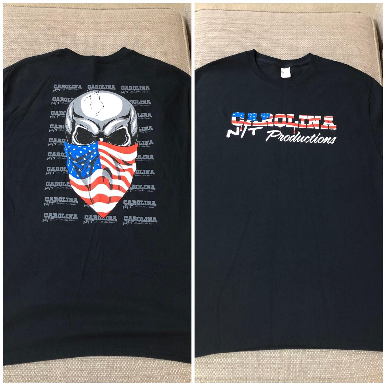 American Big Skull Black
