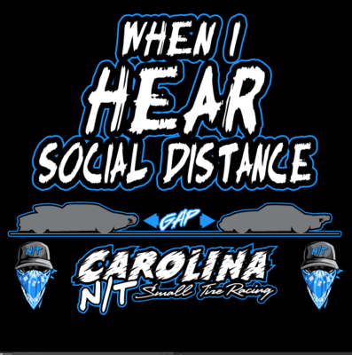 When I HEAR Social Distance (GAP