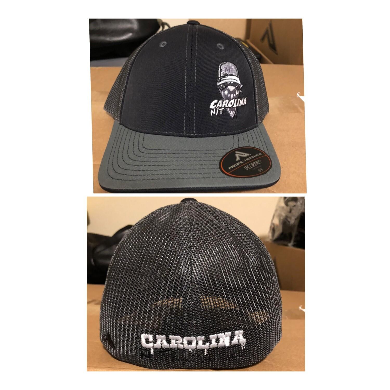 Flex Fit Ball Cap Bandit  Black/Grey
