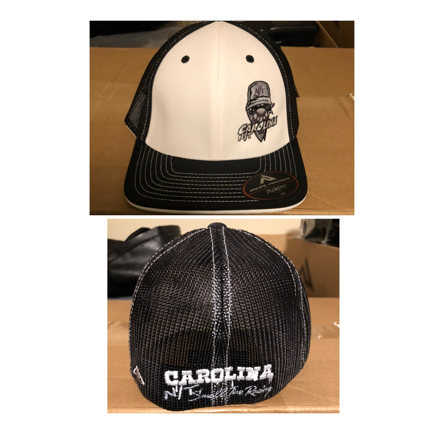 Flex Fit Ball Cap Bandit Black/white