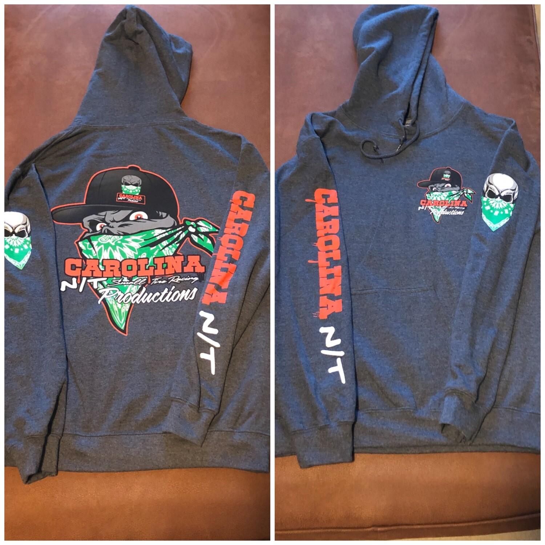 Christmas edition  OG Bandit Heather Grey hoodie
