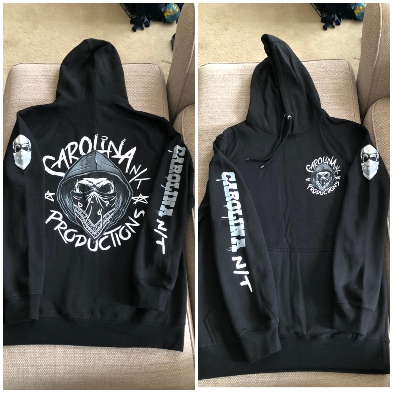 Hoodie Bandit Grey/Black Hoodie