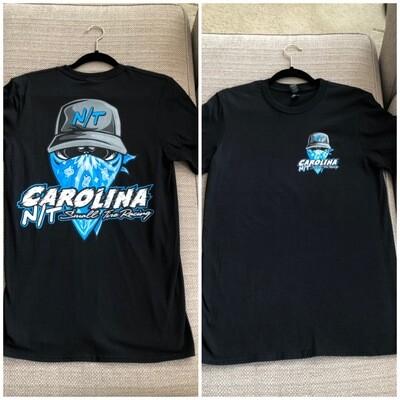 Ball Cap Bandit Carolina Blue/Black
