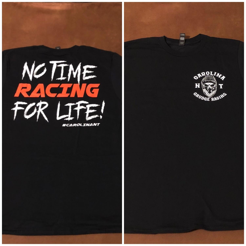 No Time Racing For Life !