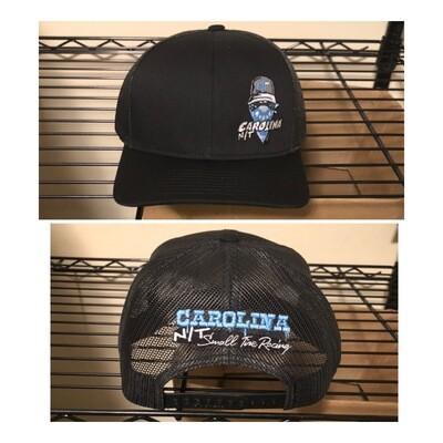Ball Cap Bandit Black Trucker HAT