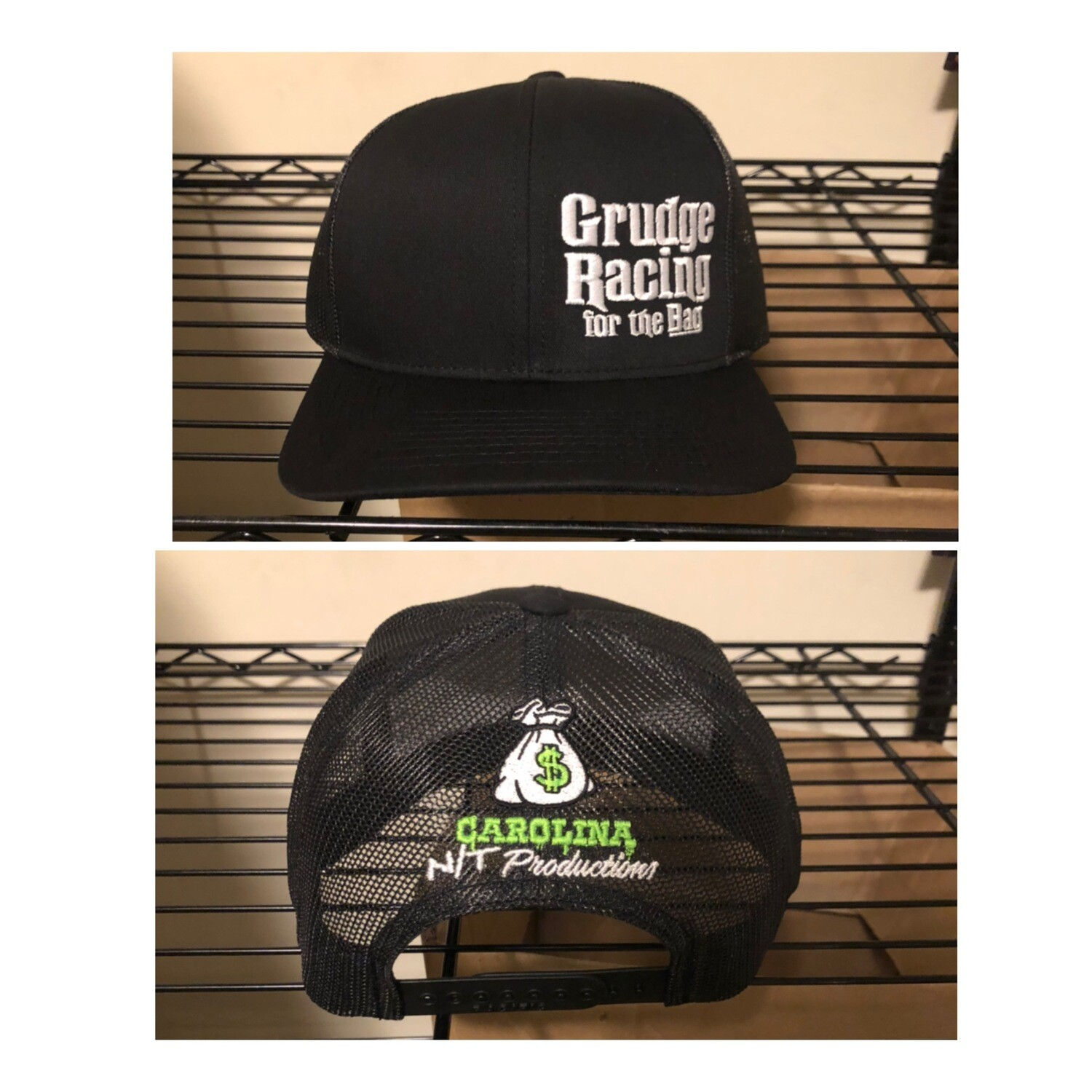 Grudge Racing For The Bag Trucker HAT