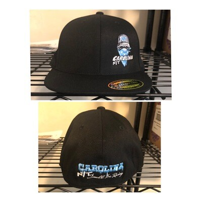 Ball cap Bandit Flex Fit  Black/Blue