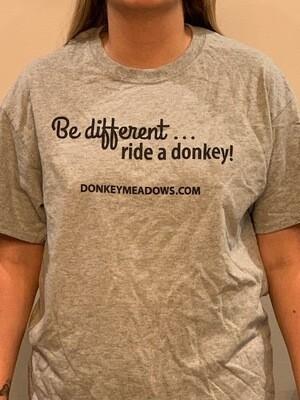 Donkey Meadows Shirt (Grey)