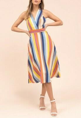 Hello Halter Dress