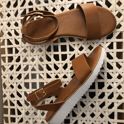 Sarah Sandal Brown