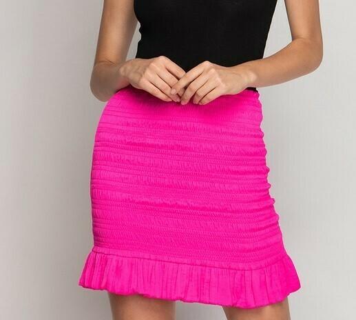Sydnie Mini-Hot Pink