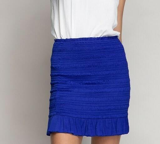 Sydnie Mini-Capri Blue