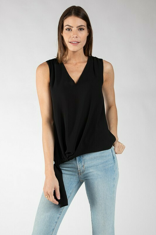 Sasha Top-Black
