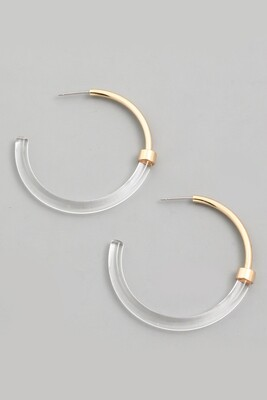 Clear Hoops