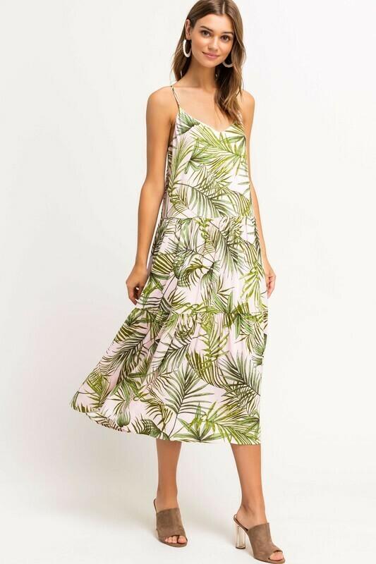 Hannah Tropical Dress