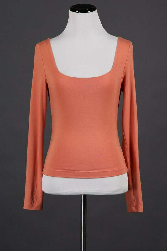 Be Square Top-Coral