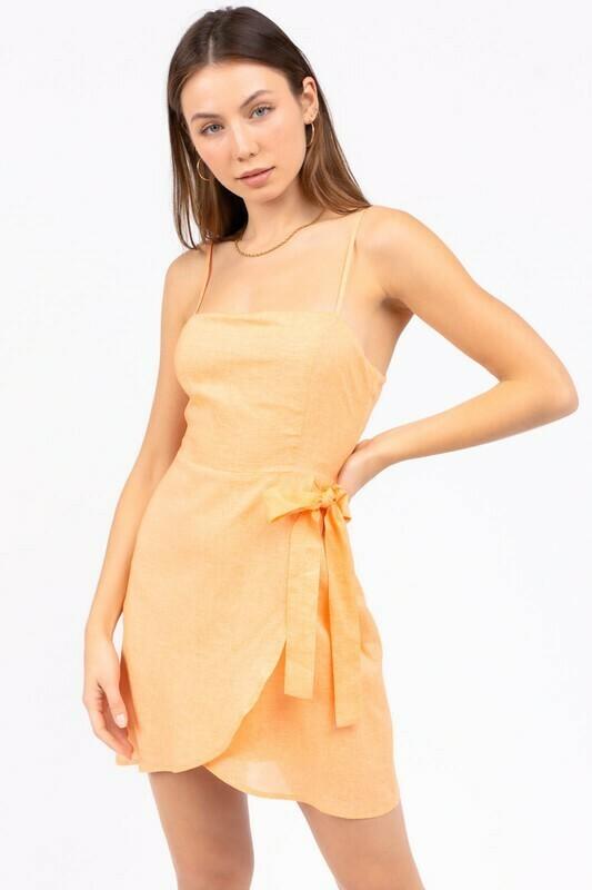 Tara Wrap Dress